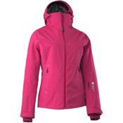 Mountain Force Elise Womens Insulated Ski Jacket, Cerise, medium