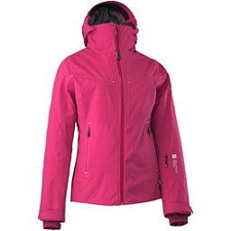 Mountain Force Elise Womens Insulated Ski Jacket, Cerise, 256