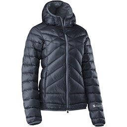 Mountain Force Cassia Down Womens Jacket, Black-Smoked Pearl, 256