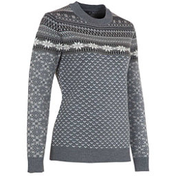 Neve Designs Sadie Womens Sweater, Charcoal, 256