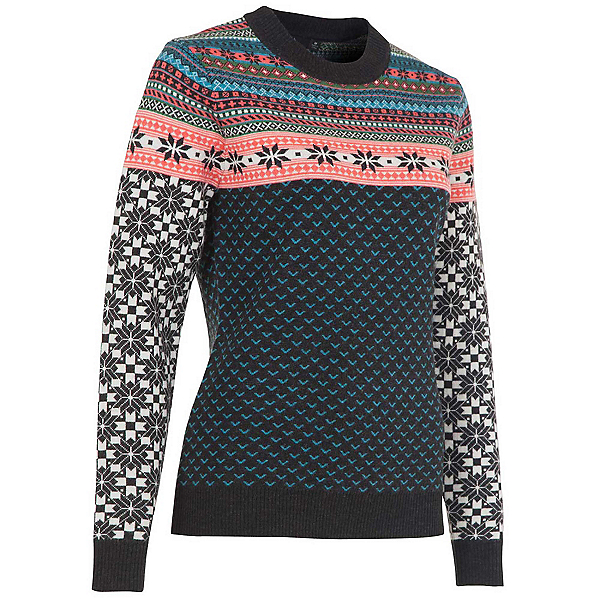 Neve Designs Sadie Womens Sweater, Multi, 600