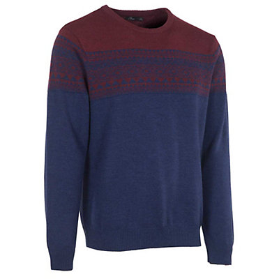 Neve Designs Tyler Mens Sweater, Navy, viewer
