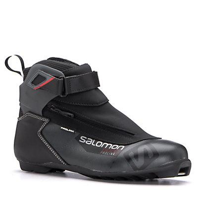 Salomon Escape 7 Prolink SNS Cross Country Ski Boots 2017, Black-Red, viewer