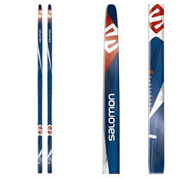 Salomon Snowscape 8 Cross Country Skis 2017, Blue, 256