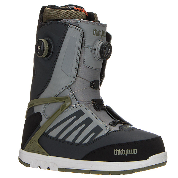 ThirtyTwo Focus Boa Snowboard Boots, Grey, 600