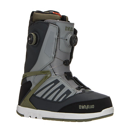 ThirtyTwo Focus Boa Snowboard Boots 2017, Grey, viewer