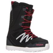 ThirtyTwo Light JP Snowboard Boots, Black-Grey-Red, medium