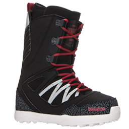 ThirtyTwo Light JP Snowboard Boots 2017, Black-Grey-Red, 256