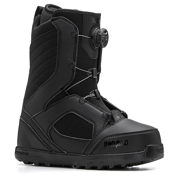 ThirtyTwo STW Boa Snowboard Boots 2017, Black, 600