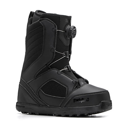 ThirtyTwo STW Boa Snowboard Boots 2017, Black, viewer