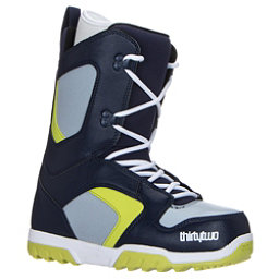 ThirtyTwo Exit Snowboard Boots 2017, Blue-Green, 256