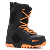 ThirtyTwo Exit Snowboard Boots, Black-Orange, medium