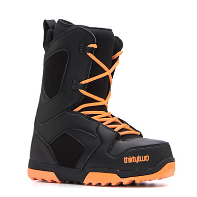 ThirtyTwo Exit Snowboard Boots 2017, Black-Orange, viewer