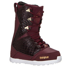 ThirtyTwo Lashed Womens Snowboard Boots, Burgundy, 256