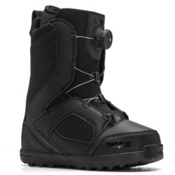 ThirtyTwo STW Boa Womens Snowboard Boots 2017, Black, medium