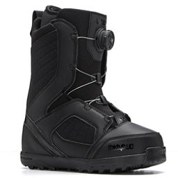 ThirtyTwo STW Boa Womens Snowboard Boots 2017, Black, 256