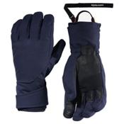 KJUS Formula Gloves, Atlanta Blue, medium