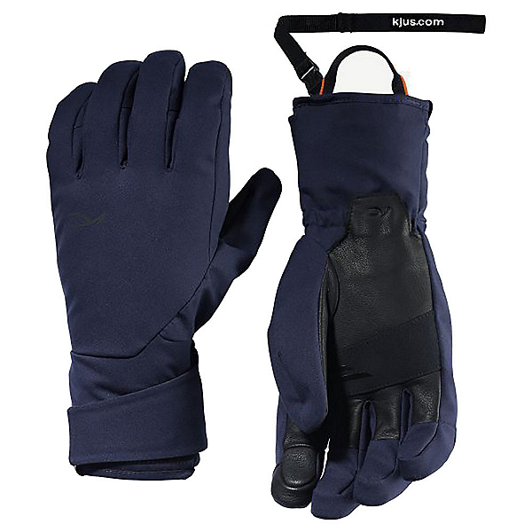 KJUS Formula Gloves, Atlanta Blue, 600