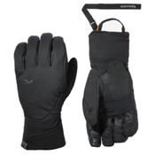KJUS Formula Gloves, Black, medium