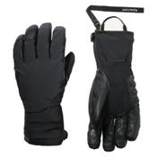 KJUS Formula DLX Gloves, Black, medium