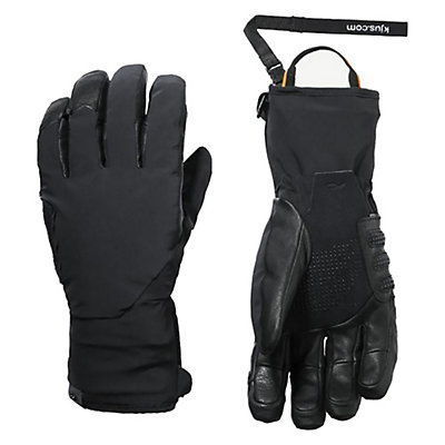 KJUS Formula DLX Gloves, Black, viewer