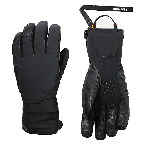 KJUS Formula DLX Gloves, Black, 600