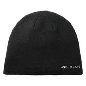 KJUS Formula Hat, Black, medium