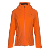 KJUS Formula Womens Insulated Ski Jacket, Kjus Orange, medium