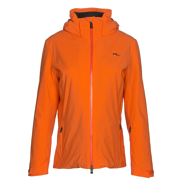KJUS Formula Womens Insulated Ski Jacket, Kjus Orange, 600