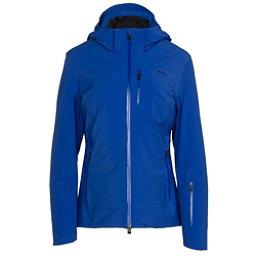 KJUS Edelweiss Womens Insulated Ski Jacket, Alaska Blue, 256