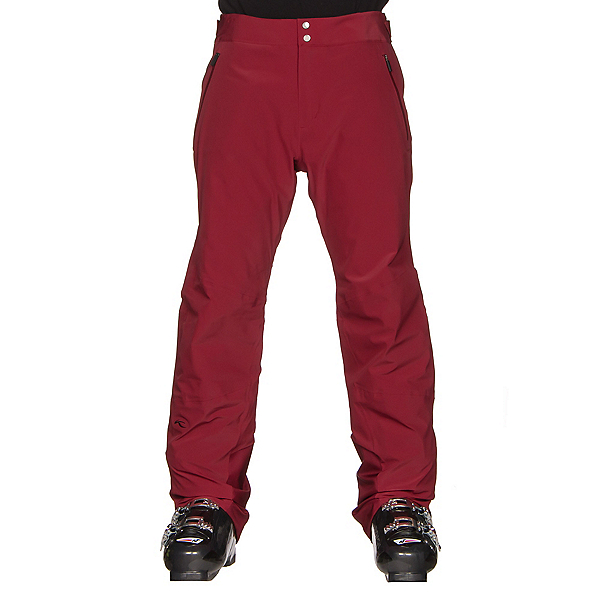 KJUS Formula Mens Ski Pants, Biking Red, 600