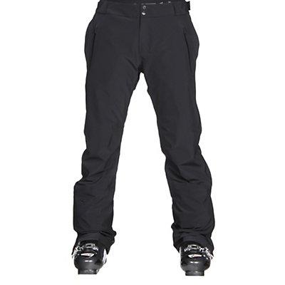 KJUS Razor Pro Mens Ski Pants, Black, viewer