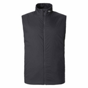 KJUS Radiation Mens Vest, Nine Iron, medium