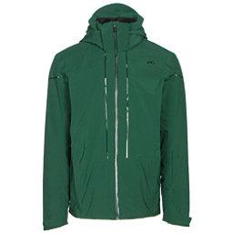 KJUS Sight Line Mens Insulated Ski Jacket, Pineneedle, 256