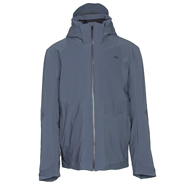 KJUS Setup Mens Insulated Ski Jacket, Nightshadow Blue, 600