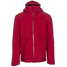 KJUS Setup Mens Insulated Ski Jacket, Biking Red, 256