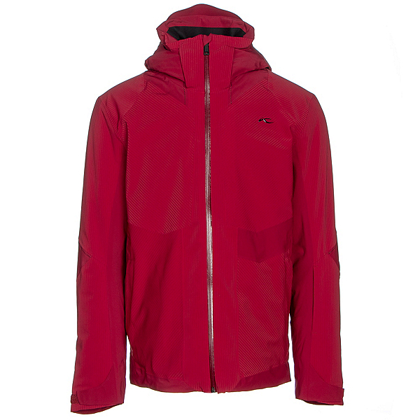 KJUS Setup Mens Insulated Ski Jacket, Biking Red, 600