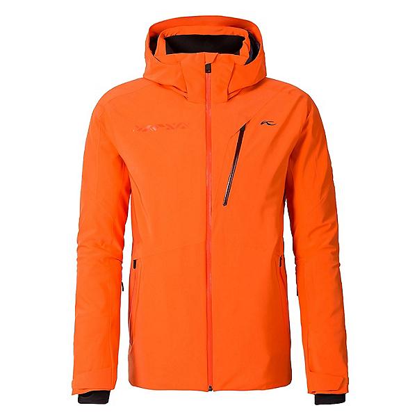 KJUS Formula Mens Insulated Ski Jacket, Kjus Orange, 600