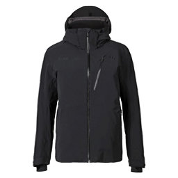KJUS Formula Mens Insulated Ski Jacket, Black, 256