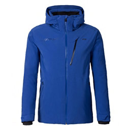 KJUS Formula Mens Insulated Ski Jacket, Alaska Blue, 256
