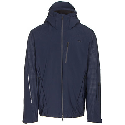KJUS Formula DLX Mens Insulated Ski Jacket, Atlanta Blue, viewer