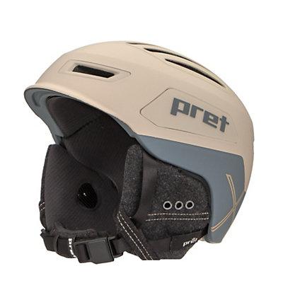Pret Cirque X Helmet, Rubber Nomad, viewer