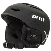 Pret Cirque X Helmet 2017, Rubber Team Black, medium