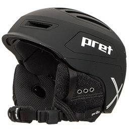 Pret Cirque X Helmet, Rubber Team Black, 256