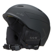 Pret Effect X Helmet 2017, Rubber Jet Black, medium