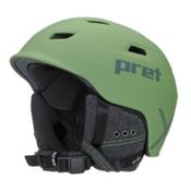 Pret Shaman X Helmet 2017, Rubber Agave, medium