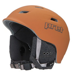 Pret Shaman Helmet 2017, Rubber Habanero, 256
