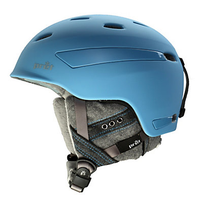 Pret Facet Womens Helmet 2017, Rubber Adriatic, viewer