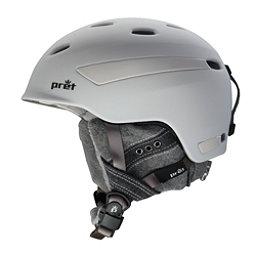 Pret Facet Womens Helmet 2017, Rubber Pearl Chalk, 256