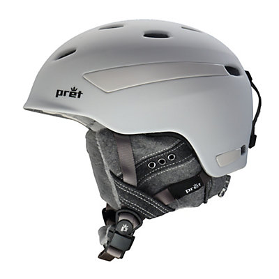 Pret Facet Womens Helmet 2017, Rubber Adriatic, viewer